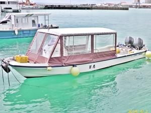 石垣島チャーター船「百恵号」